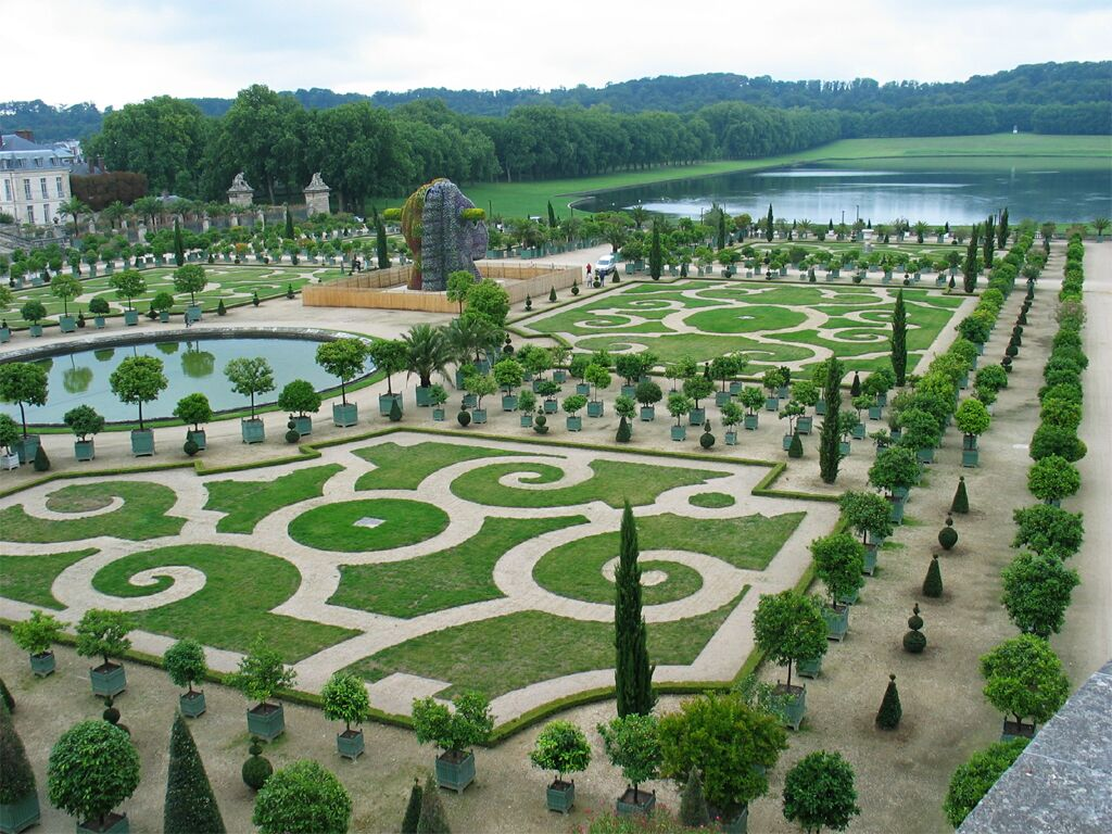 Versailles France  city photo : Le Nôtre, un art si français de la nature – Geographica
