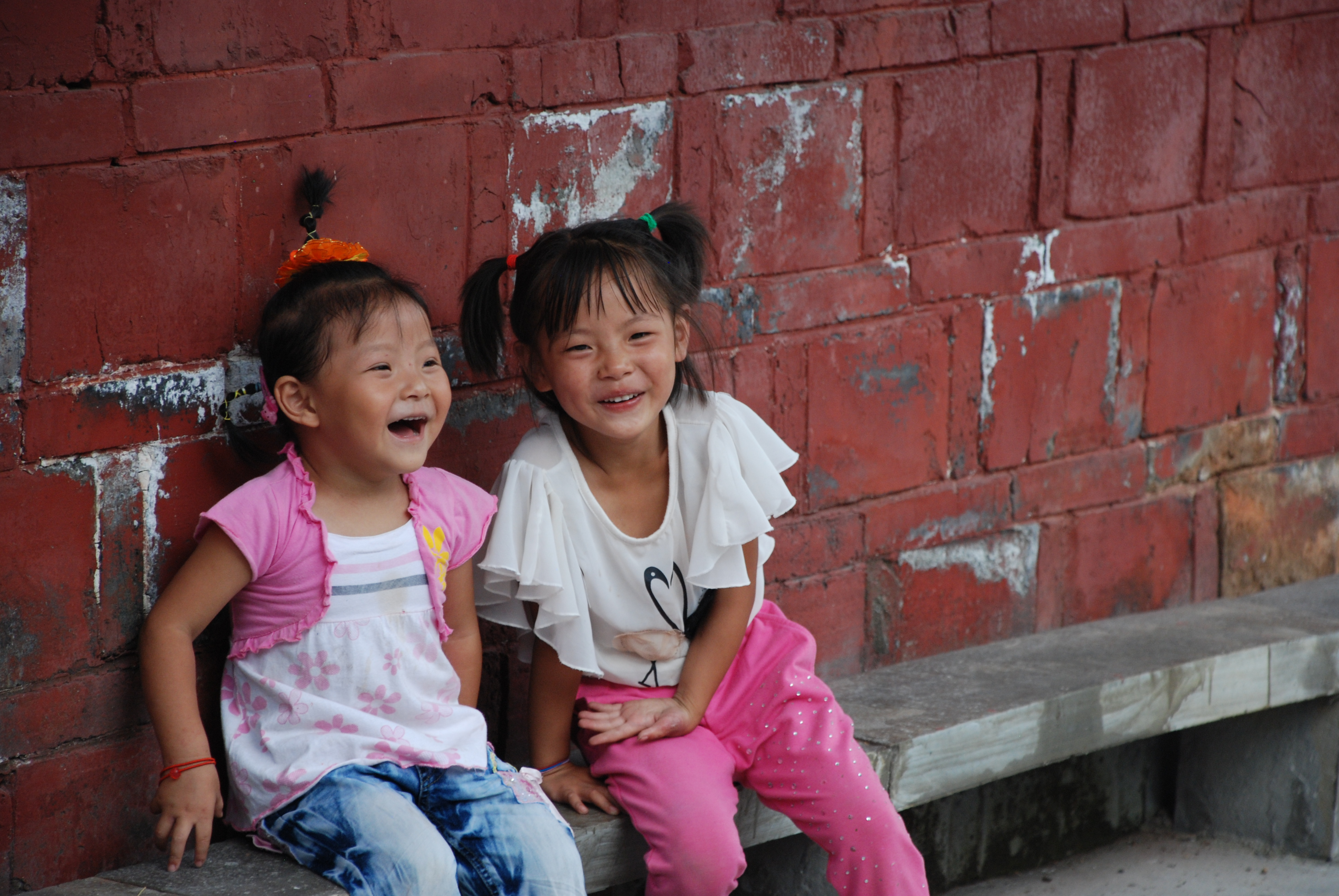Chinoises : la génération montante au Guizhou (2012)