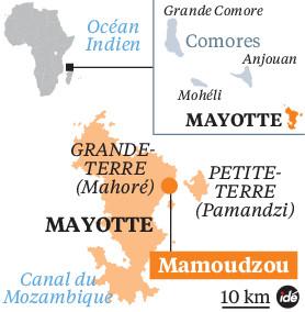 Mayotte et les Comores